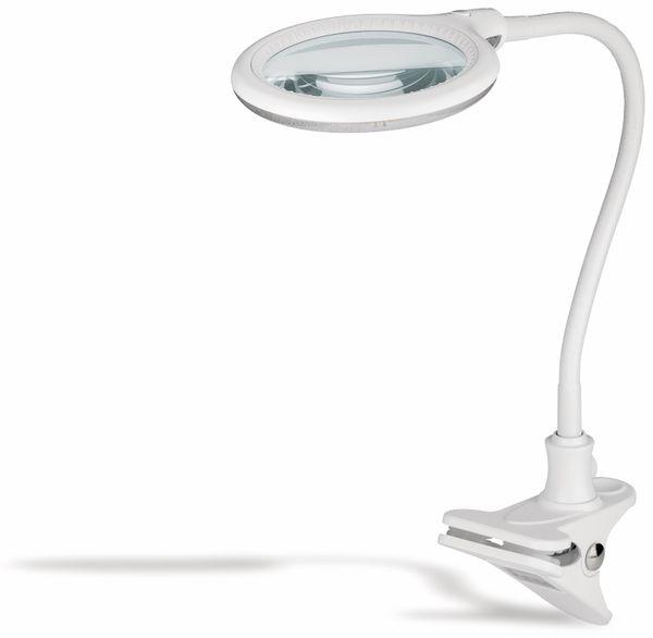 LED-Lupenleuchte FIXPOINT 44872, EEK: A+, 5 W, 570 lm, 6200 K - Produktbild 3