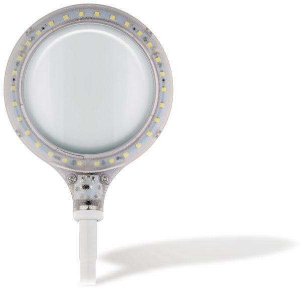 LED-Lupenleuchte FIXPOINT 44872, EEK: A+, 5 W, 570 lm, 6200 K - Produktbild 4