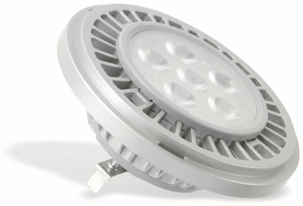 LED-Lampe TOSHIBA LDREU001A40WA0, G53, EEK: A, 10,5 W, 690 lm, 4000 K - Produktbild 1