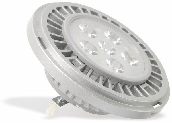 LED-Lampe TOSHIBA LDREU001A27MA0, G53, EEK: A, 10,5 W, 600 lm, 2700 K - Produktbild 1