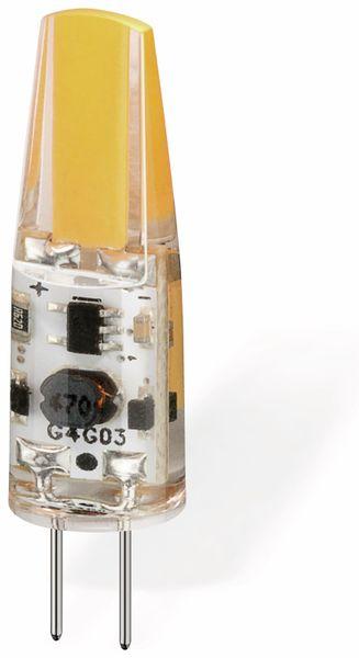 LED Kompaktlampe GOOBAY 71443k, G4, EEK: A++, 1,6 W, 210 lm, 6000 K