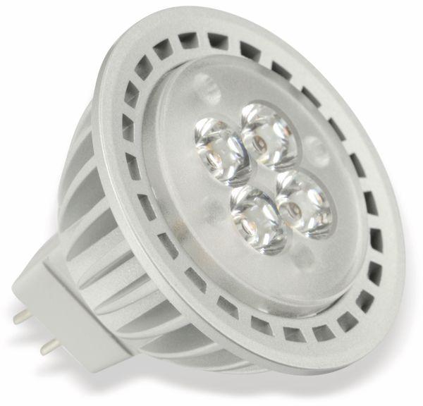 LED-Lampe TOSHIBA LDRA0727WU5EU, GU5.3, EEK: A, 7 W, 360 lm, 2700 K - Produktbild 1