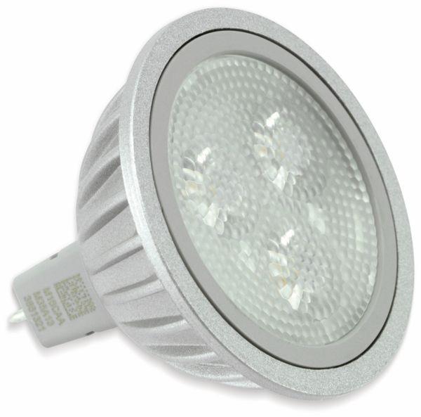 LED-Lampe TOSHIBA LDRA0527WU5EU3, GU5.3, EEK: A, 5,2 W, 230 lm, 2700 K - Produktbild 1