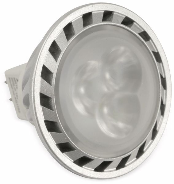LED-Lampe XQ- lite XQ1102, GU5,3, EEK: A, 4 W, 200 lm, 2700 K - Produktbild 1