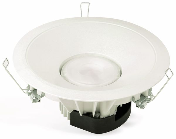 LED-Deckeneinbauleuchte TOSHIBA LEDEUD00167S30, EEK: A, 17,5 W, 1480 lm - Produktbild 1