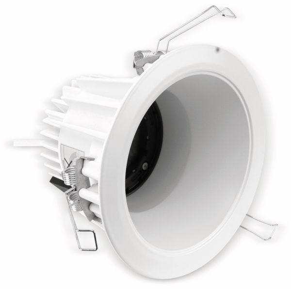 LED-Deckeneinbauleuchte TOSHIBA LEDEUD00142C, GH76p-2, dimmbar - Produktbild 1