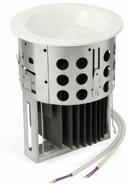 LED-Einbauleuchte TOSHIBA E-CORE LED DOWNLIGHT 6000, EEK: A, 4000 K, weiß - Produktbild 1