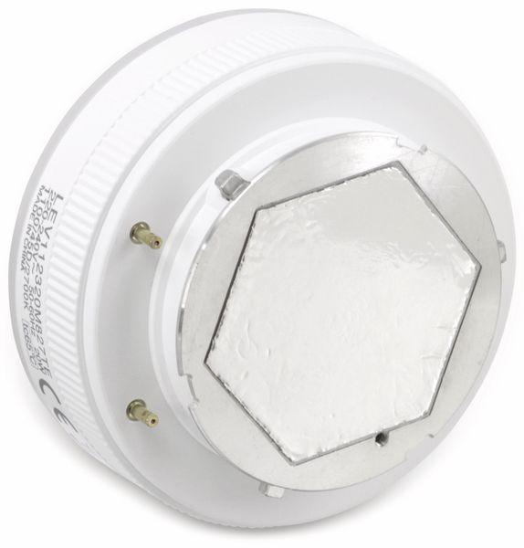 LED-Lampe TOSHIBA LEV162324M827TE, GH76p-2, EEK: A, 24 W, 1190 lm, 2700 K - Produktbild 2