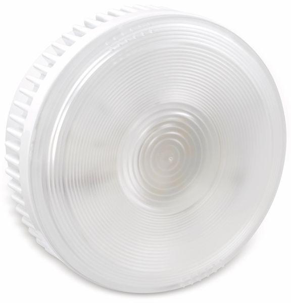 LED-Lampe TOSHIBA LDFC927MX5EU, GX53-1, EEK: A, 8,9 W, 700 lm, 2700 K - Produktbild 1