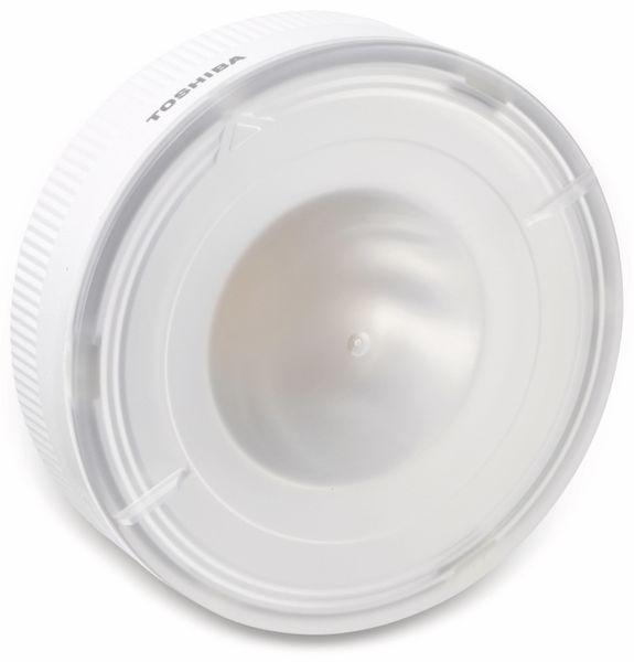 LED-Lampe TOSHIBA LEV112318M840TE, GH76p-2, EEK: A, 18 W, 930 lm, 4000 K - Produktbild 1