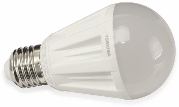 LED-Lampe TOSHIBA E-Core LDAC0727E7EUCB, E 27, EEK: A+, 7 W, 470 lm, 2700 k