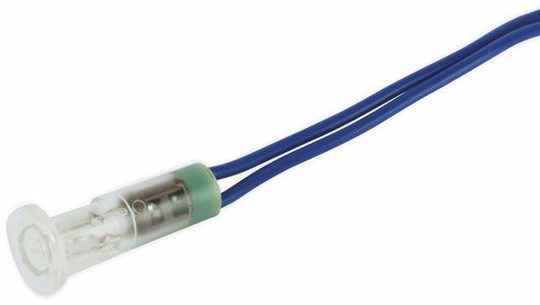 Signalleuchte, 230 V, weiß, Ø 13,5 mm - Produktbild 2