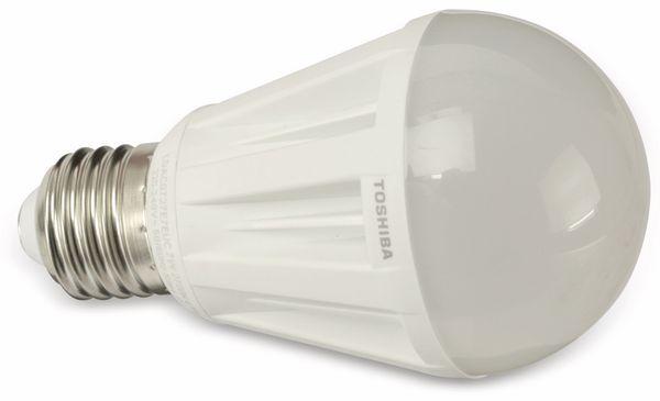 LED-Lampe TOSHIBA LDAC1127E7EUC, E27, EEK: A+, 10,5 W, 806 lm, 2700 K - Produktbild 1