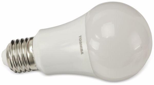 LED-Lampe TOSHIBA LDA002D2710-EU, E 27, EEK: A+, 9,5 W, 806 lm, 2700K
