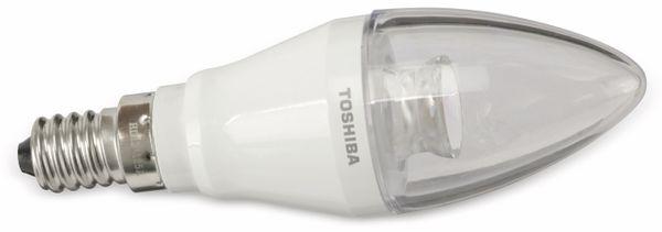 LED-Lampe TOSHIBA LDCC0627CE4EUD, E14, EEK: A, 6 W, 2700 K, 250 lm, dimmbar - Produktbild 1