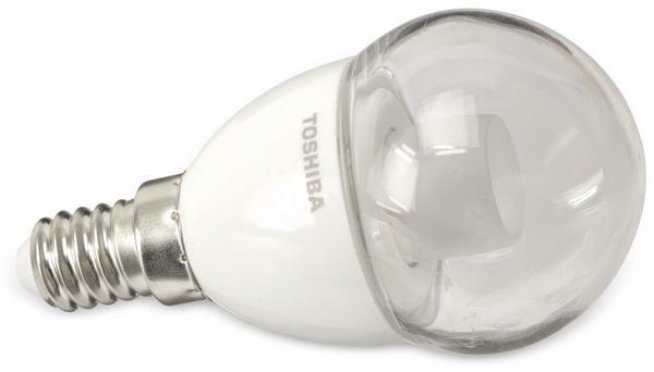 LED-Lampe TOSHIBA E-Core LDG002D2760-EUC E 14, EEK: A+ 4 W 250 lm 2700 K - Produktbild 1