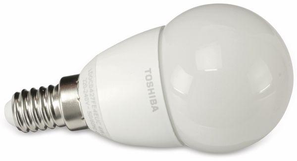LED-Lampe TOSHIBA LDGC0427FE4EUCB, E14, EEK: A+, 4 W, 250 lm, 2700 K