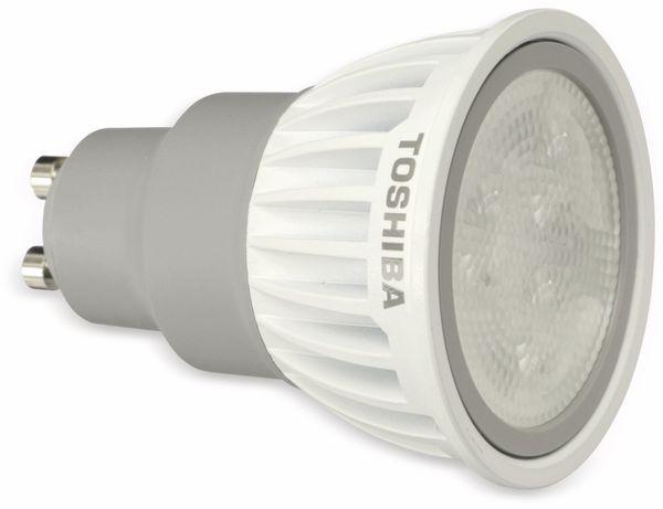LED-Lampe TOSHIBA LDRC0627WU1EUDC, GU10, EEK: A, 6,5 W, 270 lm, 2700 K - Produktbild 1