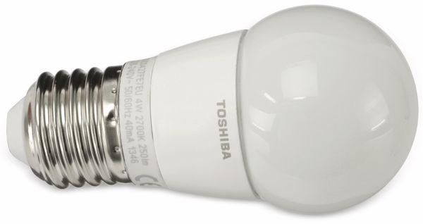 LED-Lampe TOSHIBA LDG011D2710DEU, E27, EEK: A+, 4,5 W, 470 lm, 2700 K