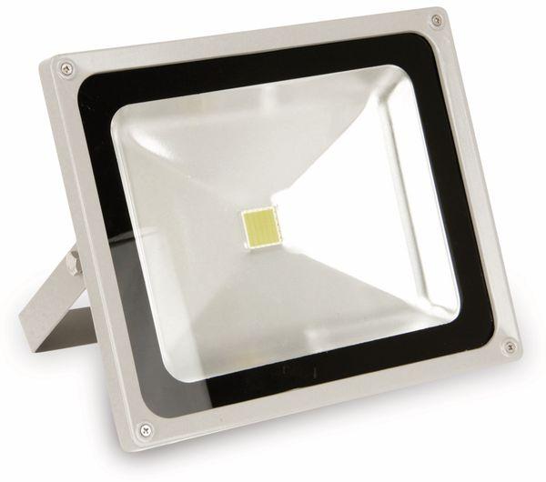 LED-Flutlichtstrahler DAYLITE PLF-50W-w, defekte Retourenware
