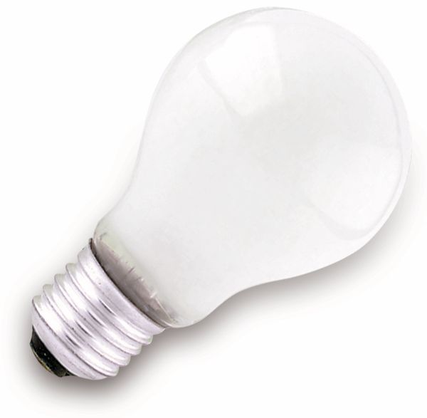 Spezial-Glühlampe
