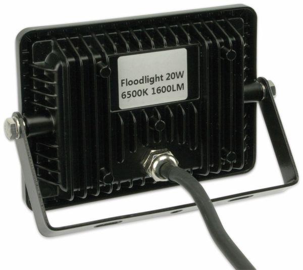 LED-Fluter DAYLITE LFC-20K , EEK: A+, 20 W, 1600 lm, 6500 K - Produktbild 3
