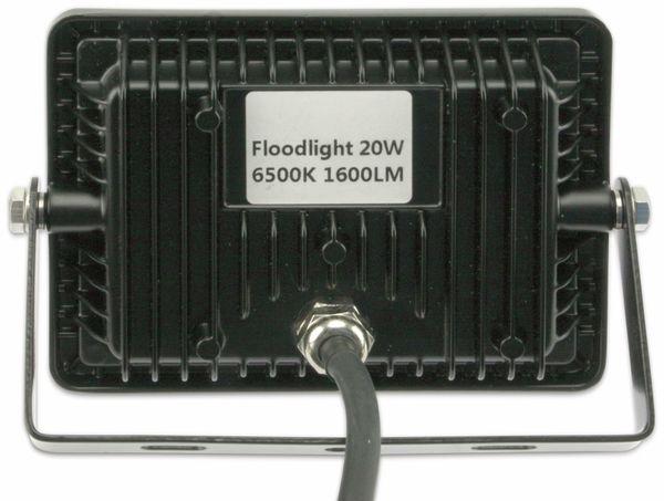 LED-Fluter DAYLITE LFC-20K , EEK: A+, 20 W, 1600 lm, 6500 K - Produktbild 4