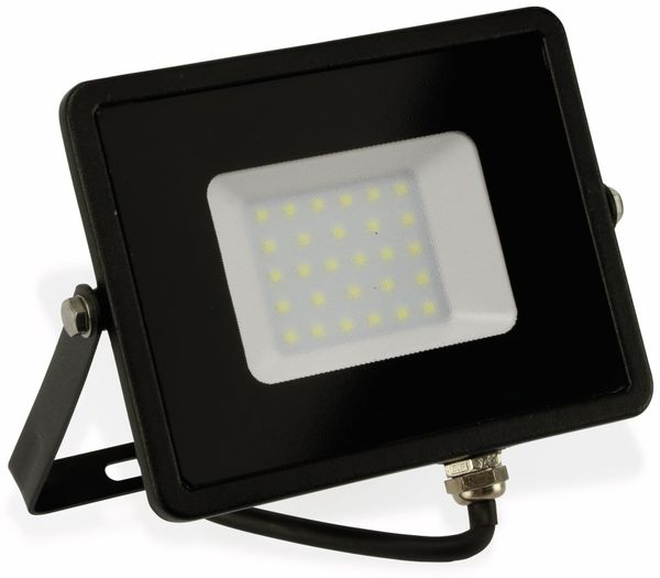 LED-Fluter DAYLITE LFC-30K , EEK: A+, 30 W, 2400 lm, 6500 K