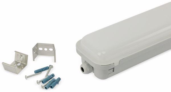 LED Feuchtraum-Wannenleuchte LEVY LFWL-60nMIS, EEK: A+, 1500 mm - Produktbild 1