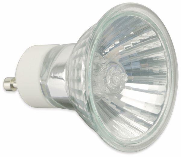 Halogen-Lampe PHILIPS, GU10, EEK: D, 50W, 330 lm, 2800 K, 3 Stück