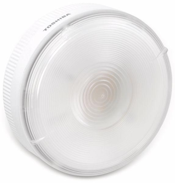 LED-Lampe TOSHIBA E-CORE LEV112313M830E, EEK: A, 12,7 W, 1020 lm, 3000 K - Produktbild 1