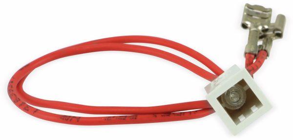 Signalleuchte SGF1010, 230 V, orange, 11,3x11,3 mm