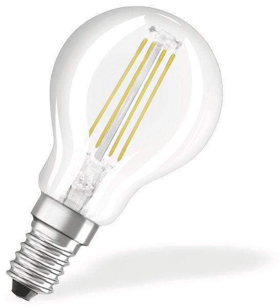 LED-Lampe OSRAM BASE CLASSIC P, E14, EEK: A++, 4 W, 470 lm, 2700 K, 3 Stück - Produktbild 2