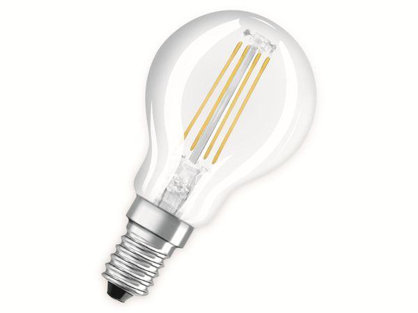 LED-Lampe OSRAM BASE CLASSIC P, E14, EEK: E, 4 W, 470 lm, 2700 K, 3 Stück - Produktbild 2