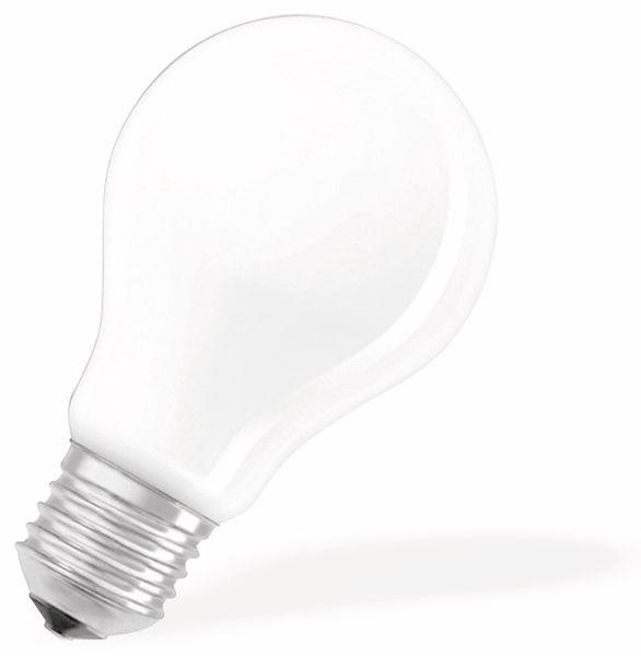 LED-Lampe OSRAM BASE A60, E27, EEK: A++, 7 W, 806 lm, 2700 K, 3 Stück - Produktbild 2