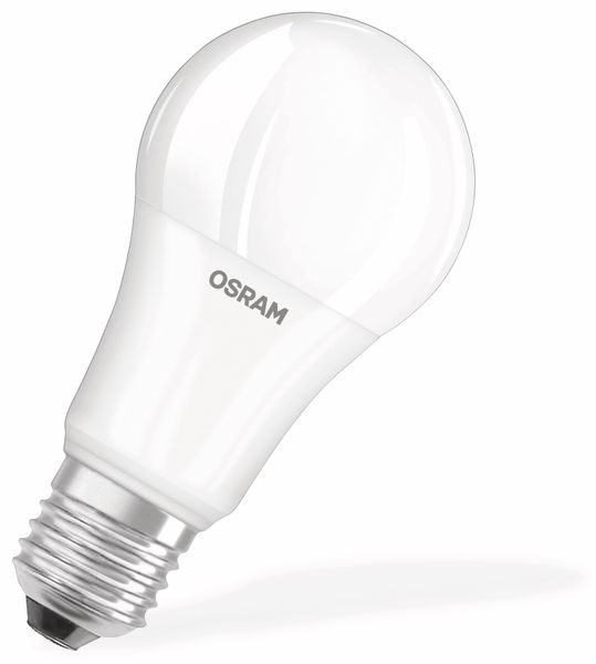 LED-Lampe OSRAM BASE C60, E27, EEK: F, 14W, 1521 lm, 2700 K, 3 Stück - Produktbild 2