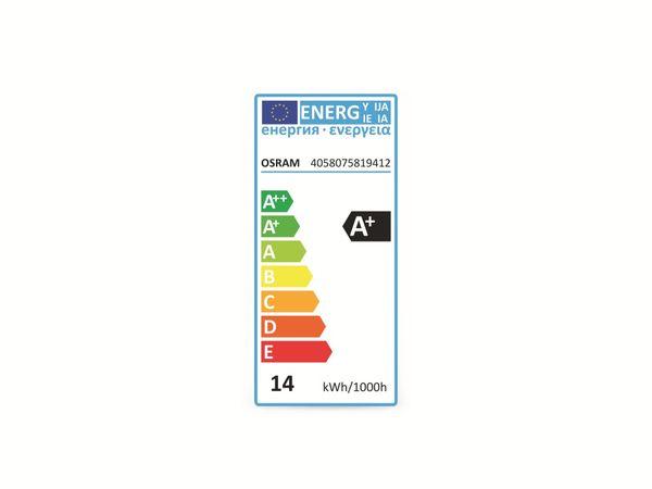 LED-Lampe OSRAM BASE C60, E27, EEK: A+, 14W, 1521 lm, 2700 K, 3 Stück - Produktbild 4