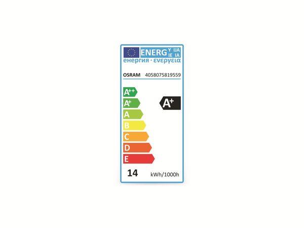 LED-Lampe OSRAM BASE , E27, EEK: A+, 14W, 1521 lm, 4000 K, 3 Stück - Produktbild 4