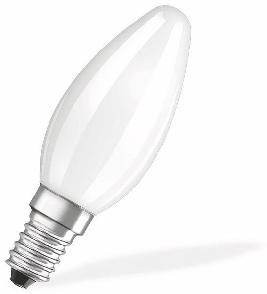 LED-Lampe OSRAM BASE B40, E14, EEK: A++, 4W, 470 lm, 2700 K, 3 Stück - Produktbild 2