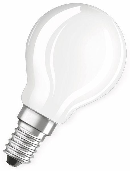 LED-Lampe OSRAM BASE P, E14, EEK: A++, 4W, 470 lm, 2700 K, 3 Stück - Produktbild 2