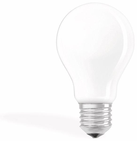 LED-Lampe OSRAM RETROFIT, E27, EEK: A++, 8,5 W, 1055 lm, 2700 K, dimmbar - Produktbild 1