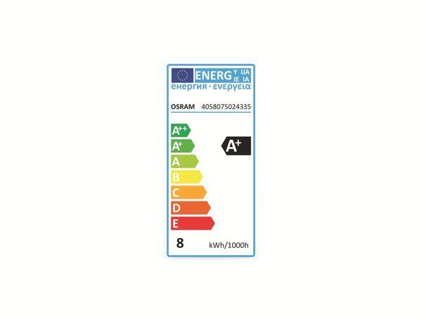 LED-Röhre OSRAM ST8P-EM, G13, EEK: A+, 7,6 W, 700 lm, 6500 K, T8, 600 mm - Produktbild 3