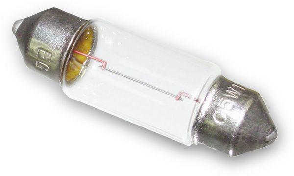 Soffittenlampe, 15x43 mm, 6 V, 3 W