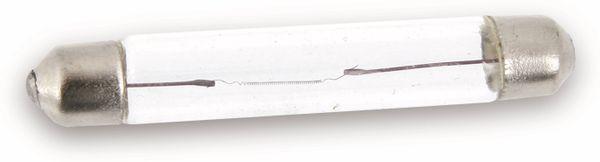 Soffittenlampe, 6x36 mm, 30 V/3 W