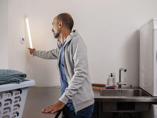 LED-Unterbauleuchte OSRAM TubeKIT+, EEK: A, 8,9 W, 720 lm, 3000 K - Produktbild 4