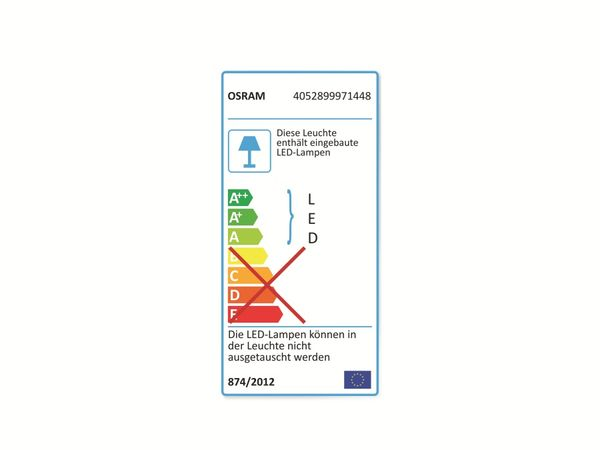LED-Unterbauleuchte OSRAM TubeKIT+, 8,9 W, 800 lm, 4000 K - Produktbild 9