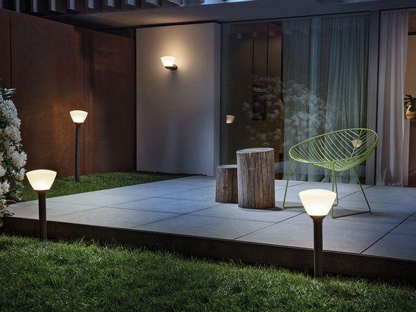 LED-Wege-Leuchte, OSRAM ENDURA STYLE Latern Bowl, EEK: A, 7 W, 917 mm - Produktbild 3