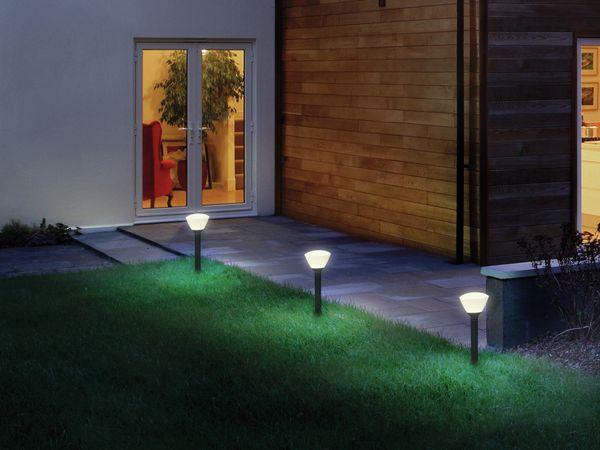 LED-Wege-Leuchte, OSRAM ENDURA STYLE Latern Bowl, EEK: A, 7 W, 917 mm - Produktbild 5