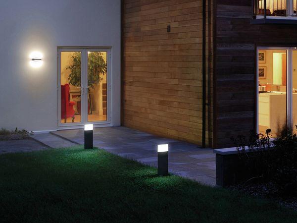 LED-Weg-Leuchte, OSRAM ENDURA STYLE Ellipse, EEK: A, 13 W, 890 lm, 500 mm - Produktbild 5