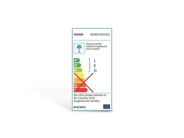 LED-Weg-Leuchte, OSRAM ENDURA STYLE Ellipse, EEK: A, 13 W, 890 lm, 500 mm - Produktbild 7